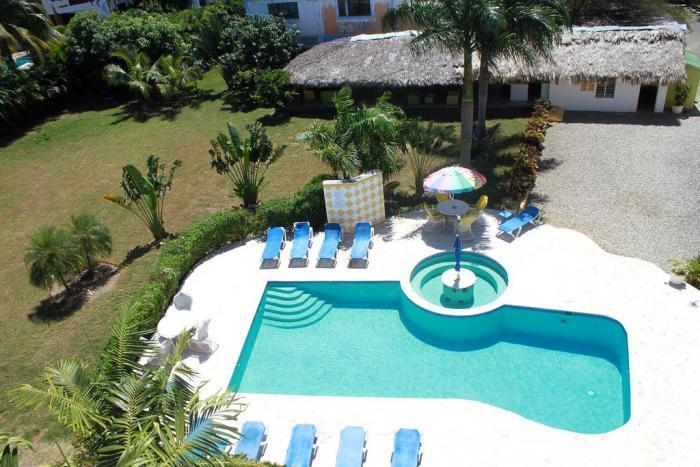 Sosua Center - condo apartments for rent Dominican Republic