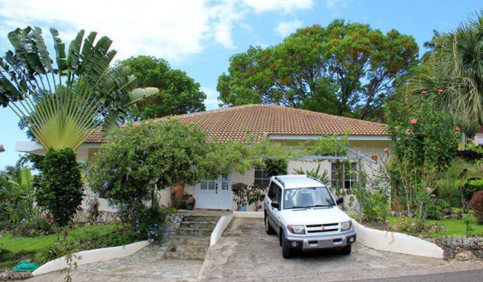 Sosua - Residencial Hispaniola 3 beds villa with guesthouse Dominican Republic