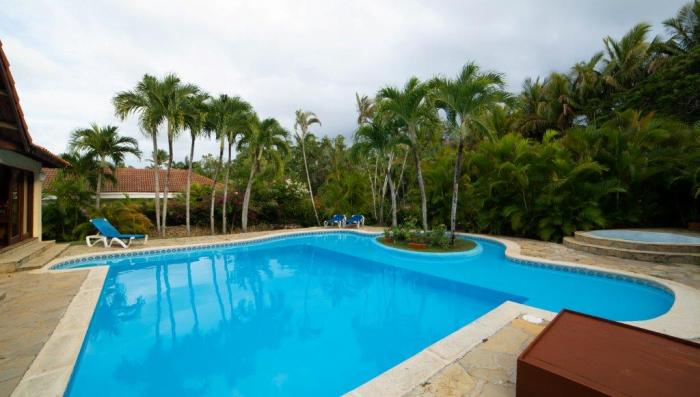 Sosua - Seahorse Ranch 3 beds luxury villa for rent Sosua Rental Service