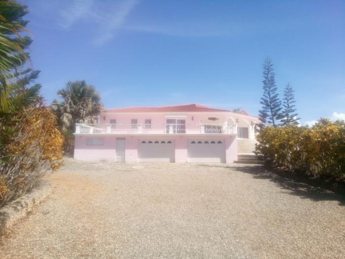 Sosua - Large Oceanview villa in prestigious gated community Hacienda El Choco