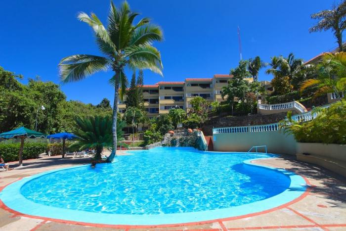 Sosua - 2 studio apartments for sale Dominican Republic