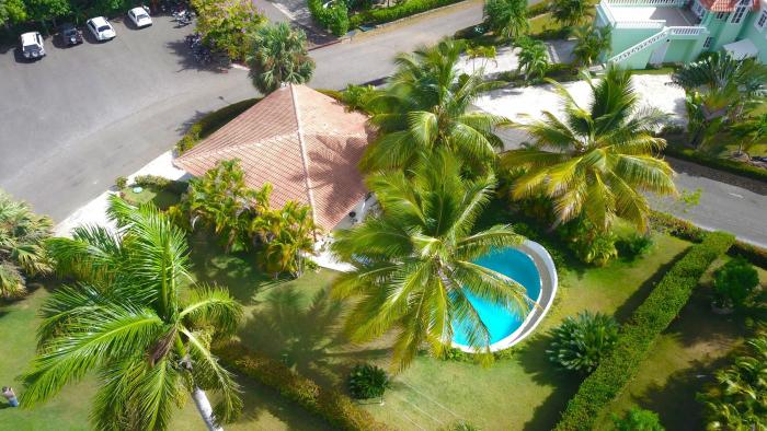 Sosua - Residencial Hispaniola 2 beds house for 178,000 USD Sosua Properties