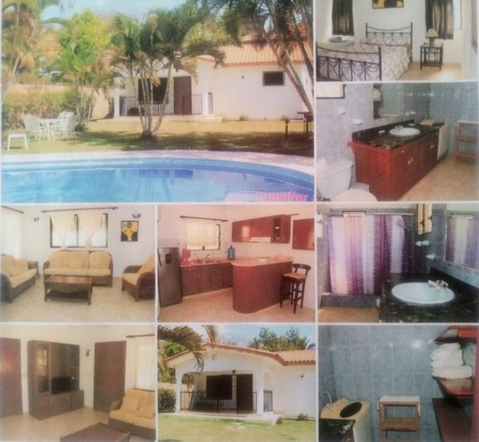 Sosua - 1 beds house for rent Sosua Rental Service