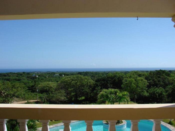 Sosua - big 2 beds villa with dream ocean view Sosua Special Offer