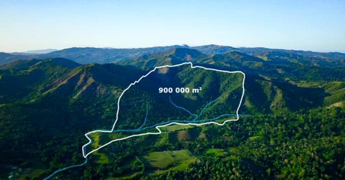 Rio San Juan: Big Farm with 3 Rivers Dominican Republic