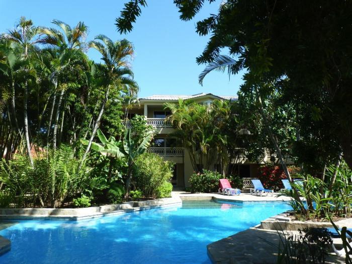 Cabarete Center 2 beds condo at attractive price Dominican Republic