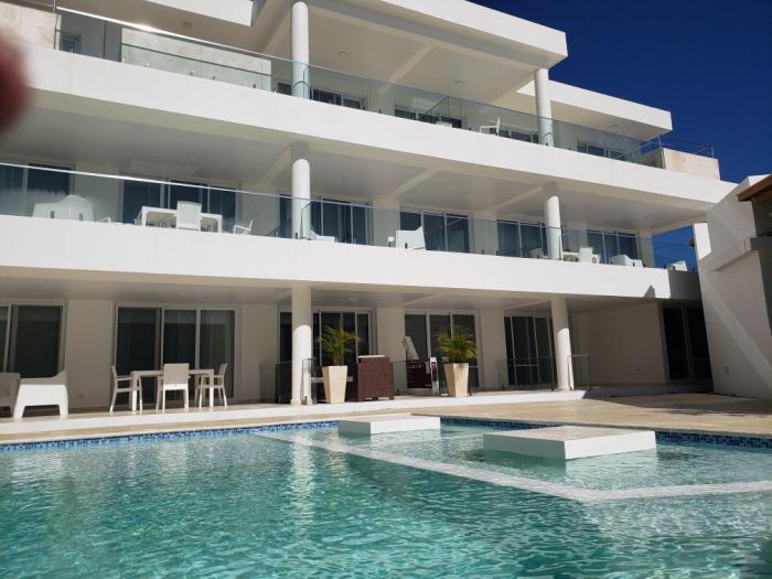 Cabarete - Perla Marina luxury small studio apartments Dominican Republic