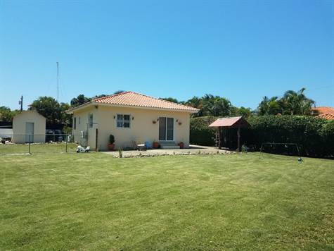 Sosua excellent priced house for sale Dominican Republic