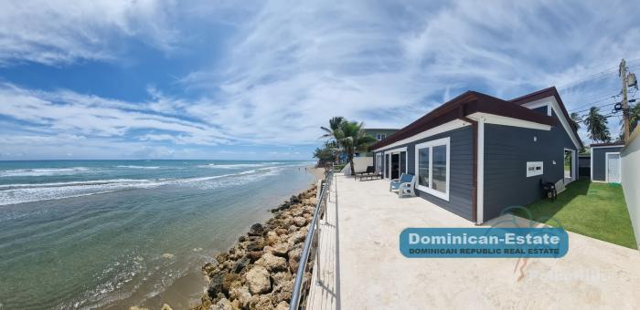 Cabarete - Luxury Newly Beach Villa Dominican Republic