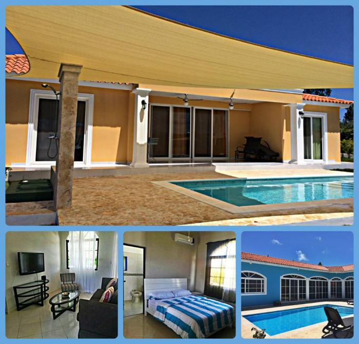 Sosua - beautiful condos and villas in gated luxury beachfront community Dominican Republic Rentals