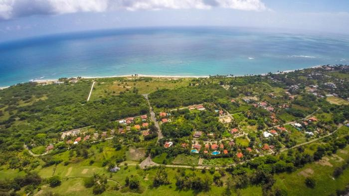 Cabarete - close to the beach lot in gated community with financing option Dominican Republic
