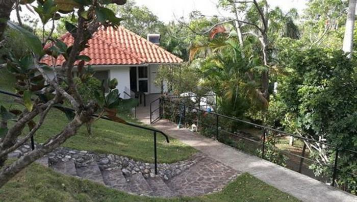Sosua outskirts - smaller house with seperate studio apartment for rent Dominican Republic